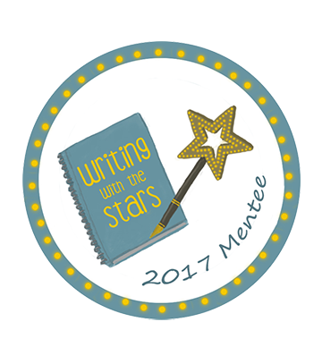 Writing with the Stars 2017 Mentee Badge